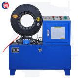 Máquina que prensa del diámetro grande para el manguito de goma