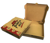Custom-Made 6/7/8/9/10/12 pulgadas el paquete de Pizza Pizza Box