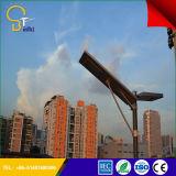 Instalación fácil toda del buen funcionamiento en una luz de calle solar 30W