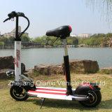 Scooter elétrico portátil com design elegante para jovens (QX-1001S)