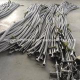 Mangueira de metal flexível de aço inoxidável montada com acoplamentos de Came