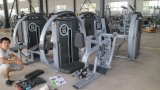 El uso comercial de gama alta de equipos de gimnasio Extensión de pierna de diseño de moda