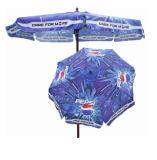 Реклама зонтик, логотип зонтик, под эгидой