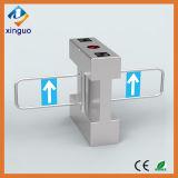 Controlo de acessos F210sz da impressão digital do torniquete da barreira do balanço da porta de balanço