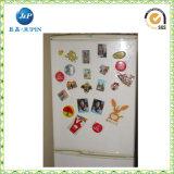 Pequeños imanes modificados para requisitos particulares del refrigerador de la novedad para la venta (JP-FM037)