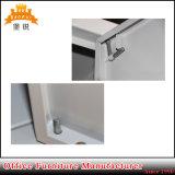 2 portas de armários de mobiliário de escritório Armário armários de metal Almirah de Aço
