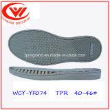 Novo calçado desportivo Outosle Fashion TPR Sole