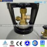 DOT3al o alumínio 5LB 10lbs CO2 Cilindro de gás do tanque de garrafas de CO2