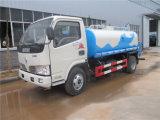 Dongfeng LHD / Rhd 120HP 4X2 caminhão-tanque de água de 5000 litros