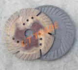Горяч-Отжимать графитовую форму спекать для дисков вырезывания диаманта
