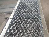 Treillis métallique augmenté pour la construction
