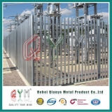 D e tipo rete fissa d'acciaio galvanizzata variopinta di W del Palisade del commercio all'ingrosso