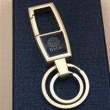 Kc_M_701 logo personnalisé en alliage de zinc métal Cadeau souvenir trousseau