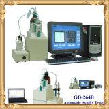 Instrument de test de valeur d'acide ou d'acide à haute précision Gd-264b