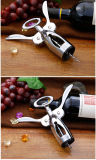 亜鉛合金は鋳造物の光沢がある赤ワインのコルクせん抜きを停止する