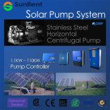 Edelstahl-horizontales Schleuderpumpe-Solarwasser-Pumpen-System