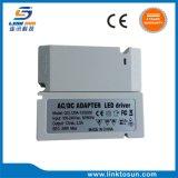 105 driver costante di tensione LED di 24W 12V 2.5A per gli indicatori luminosi di striscia del LED