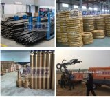 6 pouces de la distribution par SRD d'un marteau pour l'exploitation minière et de forage de puits d'eau