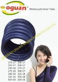 Neumático de la motocicleta y tubo del caucho natural (300-17)