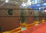 Machine d'enduit automatique standard de film de comprimé de GMP pour la recherche et développement