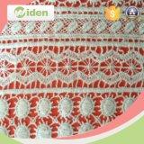 試供品の使用できるDyeableの衣類の花のStrimの化学レースファブリック