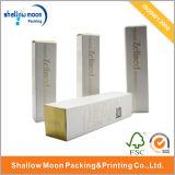 Rectángulo cosmético de papel de tarjetas al por mayor (QYZ072)