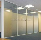 Матированное стекло травленого стекла кислоты высокого качества 4-12mm для стены комнаты/офиса ливня