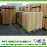 Nichtgewebte Gewebe-Fabrik-Großverkauf, niedriger Preis-Gewebe-Rolle (SONNENSCHEIN)