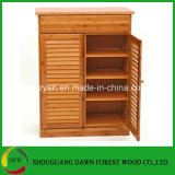 가구를 위한 나무로 되는 단화 내각 또는 단화 방주