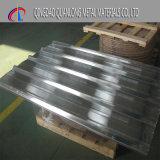Feuille enduite galvanisée de panneau de toiture de zinc
