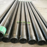 API 5CT BTC K55 Tubo de tampa perfurada para poços de petróleo e de água