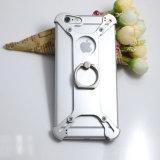iPhone аргументы за телефона кольца уникально металла конструкции Bumper 6 6s 7 7 добавочного, крышка случая металла