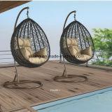 Дешевый напольный стул качания балкона гамака мебели сада сплетенный вручать Sythetic PE-Ротанга (YTA592-1)