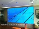 55 بوصة [لكد] يحبك شاشة فائقة مضيق [2إكس2] جدار مرئيّة مع بني في جهاز تحكّم