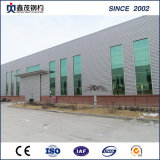 Fabbricazione cinese di pianta della struttura d'acciaio del gruppo di lavoro della struttura d'acciaio