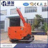 Hydraulische Auswirkung-Drehanhäufung-Anlage-Solarstapel-Fahrer für Verkauf (HF395Y)