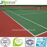 Pavimentazione comoda della corte di tennis della superficie di sport della corte di tennis