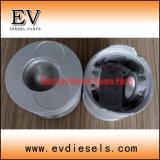 dB33A dB33 Wiederaufbauen-Überholungs-Installationssatz-Zylinderkopf-Dichtung-Kolbenring-Zwischenlage-Pleuelstange-Kurbelwelle-Peilung-Set