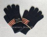 Acrylic перчатки 100% способа волшебный (JYB376)