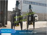 serbatoio mescolantesi mescolantesi dell'acciaio inossidabile del serbatoio del riscaldamento elettrico 500L