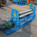 Revestimento de Crimpagem Manual da máquina de formação de rolos de tejadilho
