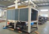 Refrigerador de refrigeração ar do parafuso para o processamento eletrônico