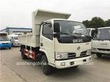 pequeño mini carro de vaciado 4X4 de 3-5t Dongfeng DFAC/carro de volquete/carro de descargador