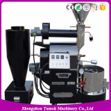 Doppelte Schicht-Trommel-Kaffee-Maschinen-elektrischer Gas-Wärme-Kaffeeröster
