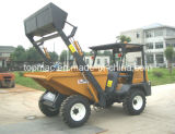 3 Ton Self Loading Website Dumper für Afrika