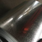Fabrico de bobinas de aço galvanizado para Construção China dx51d