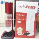 Bebida Soda durável Maker Soda Prince 0,6 L com cilindro de CO2