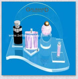 カスタムアクリルの香水の陳列台