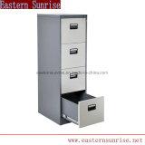 Bureau de l'acier quatre Classeur de tiroir