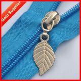 Cooperar com as empresas de marca decorativos personalizados Zipper puxa